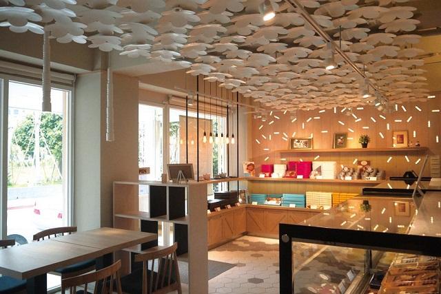 成都装修甜品店设计,成都资深的甜品店装饰设计