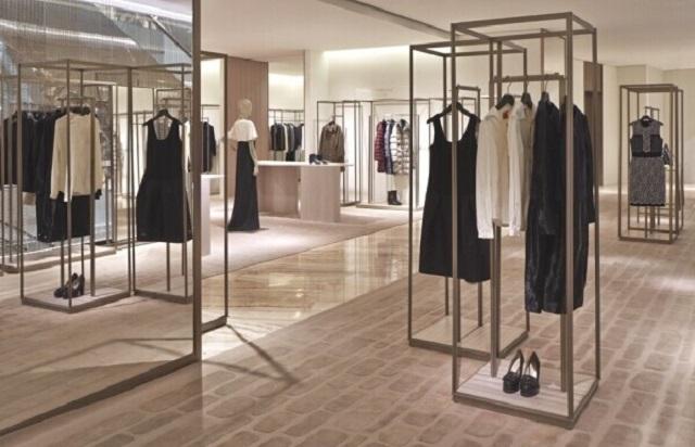成都服装店装修设计公司,成都服装店装潢设计