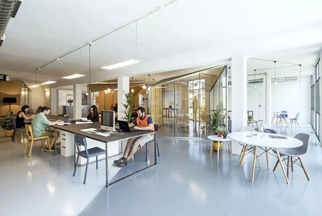 成都联合办公室装修设计/成都联合办公室装修如何设计