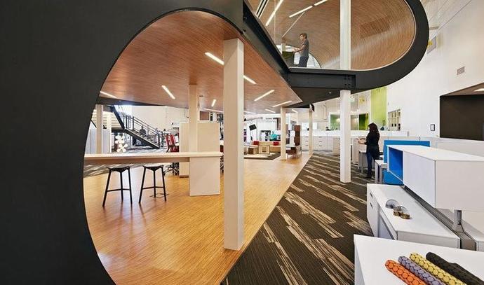 成都LOFT办公室装修设计、成都LOFT办公室装修知识