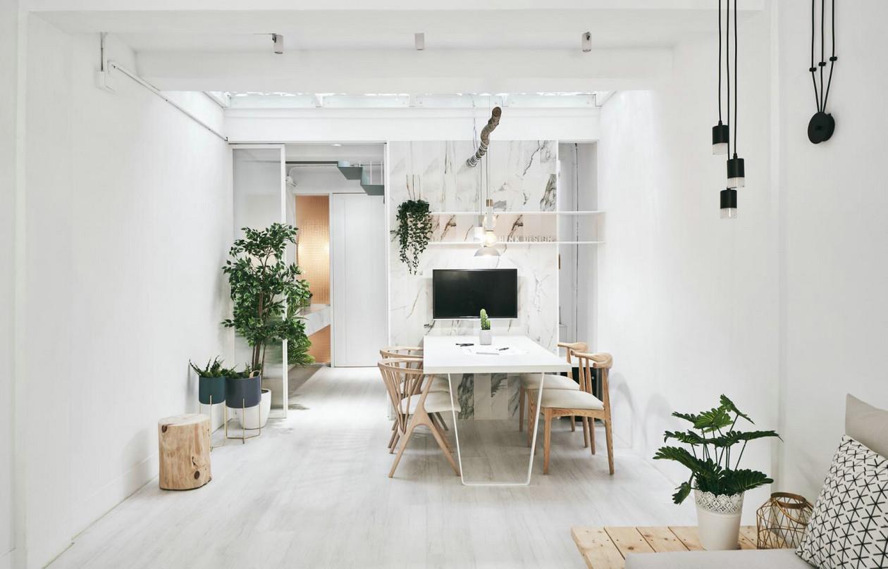成都小型办公室装修设计、成都小型办公室节约空间小窍门
