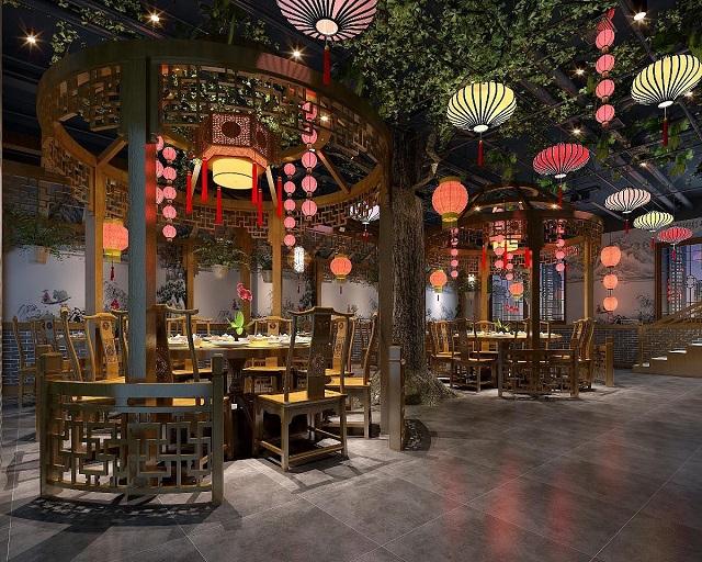 成都私房菜主题餐厅改造,成都快餐厅改造