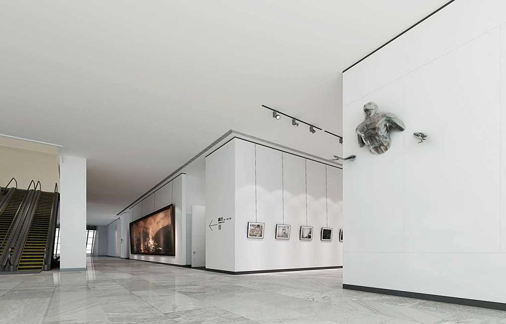 成都美术馆装修设计,成都小型美术馆装修设计要点