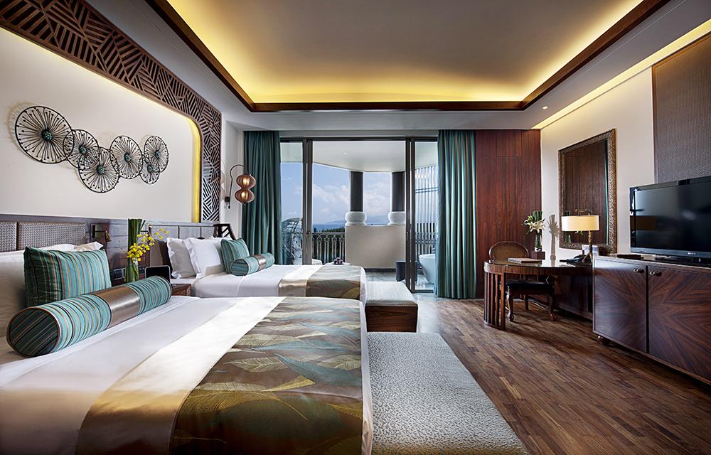 成都度假酒店装修设计,成都专业度假酒店装修重点