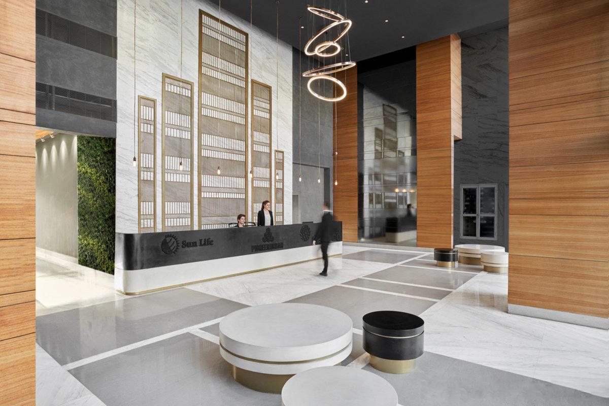 成都奢华质感办公室装修、奢华质感办公室设计理念