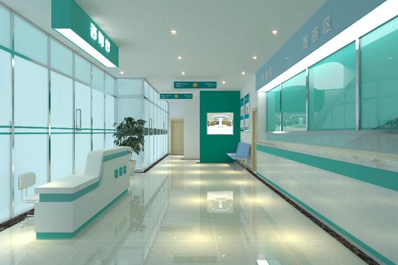 成都医院设计公司,成都医院装修要点