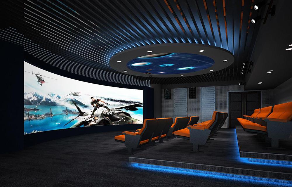 成都电影院装修设计,成都影院装修如何布线?