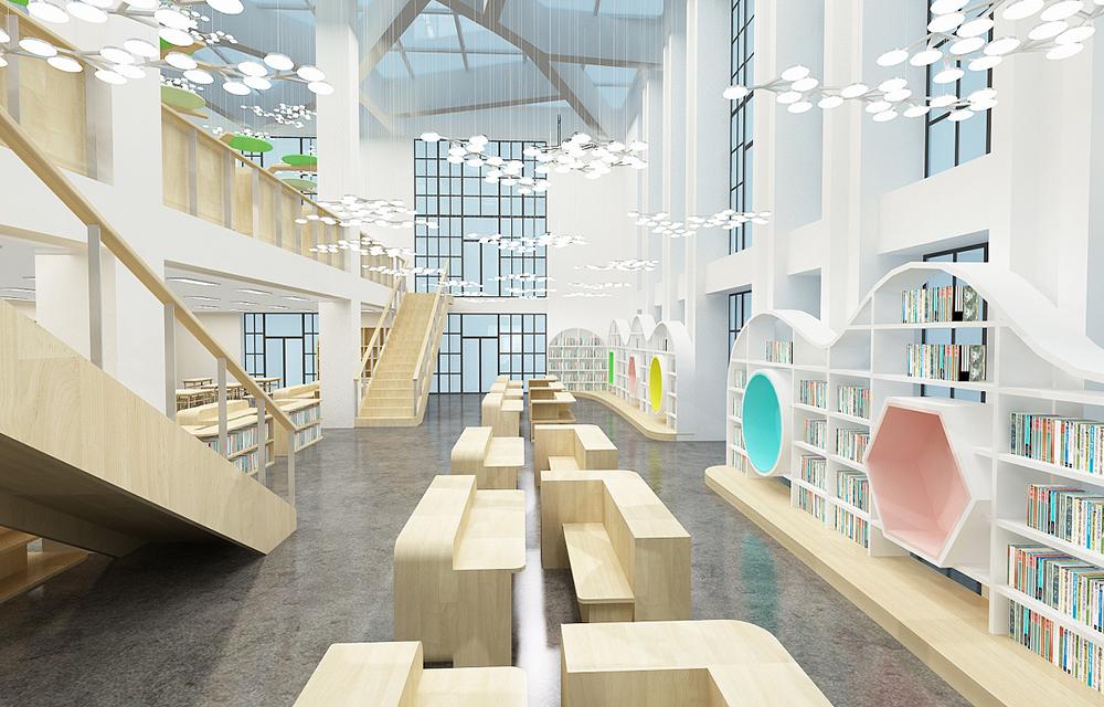 成都图书馆装修设计,成都图书馆的装修方面的注意事项