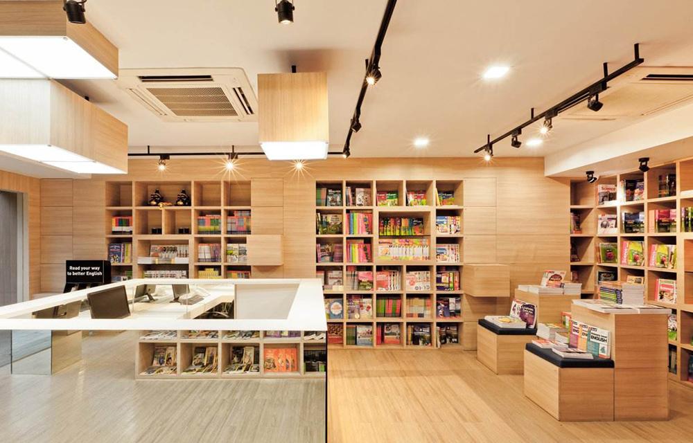 成都书店装修设计风格,成都书店怎么装修比较好