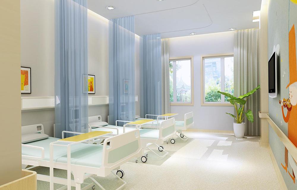 成都儿童医院装修,儿童医院装修需要考虑的问题有哪些?