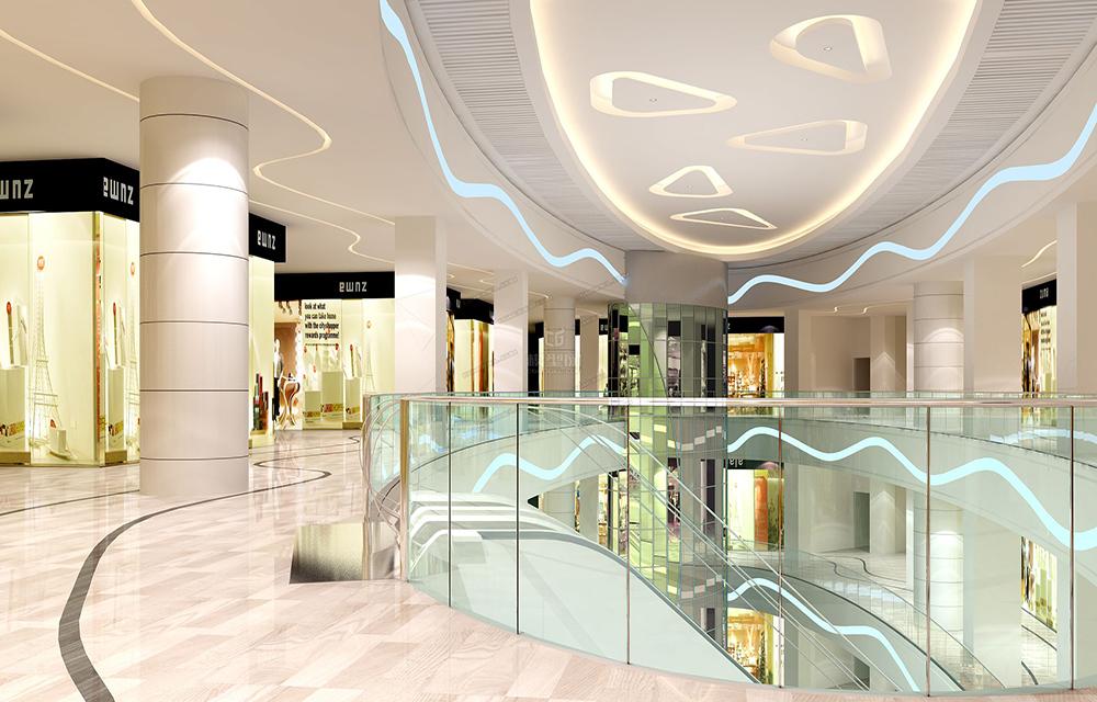 成都商场装修设计,大型商场装修需要考虑的有几个方面!
