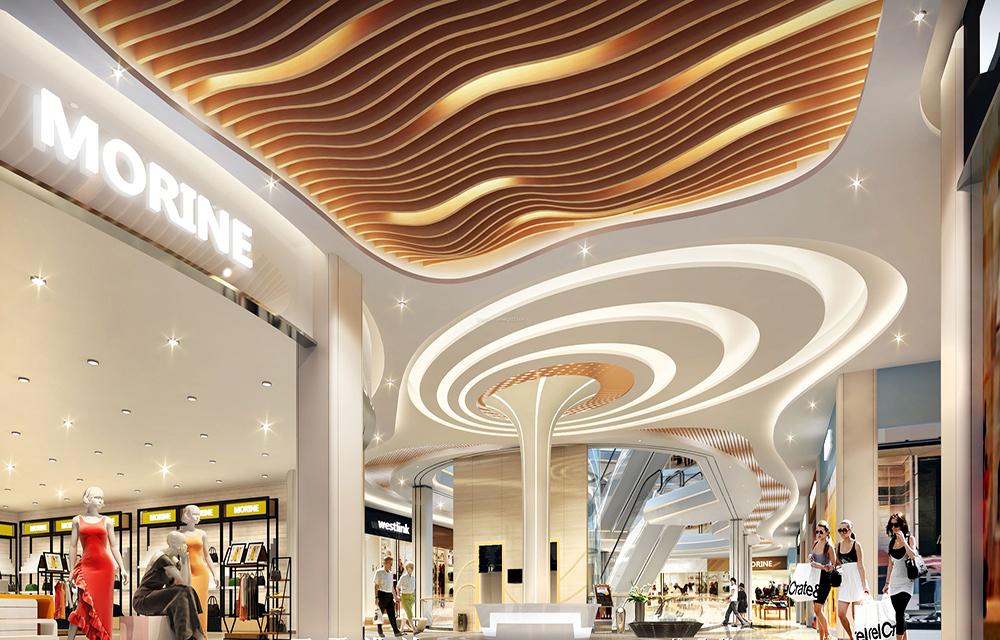 成都商场装修,成都大型商场装修设计要点有哪些?