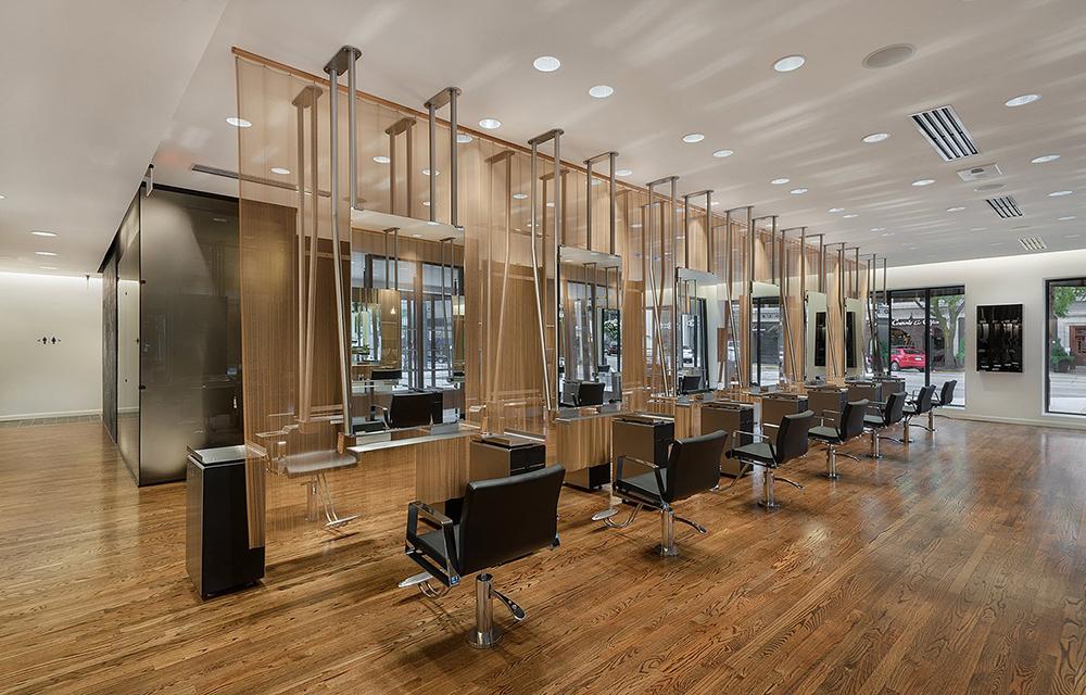 成都理发店装修,成都理发店装修设计有哪些要点?