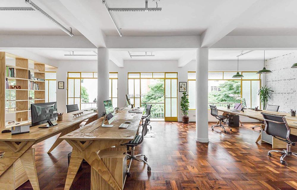 成都办公室装修设计,办公室风水的设计技巧