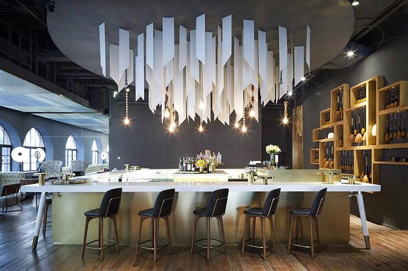 成都中餐店装修设计「卓巧」科普吸引消费者的中餐店装修