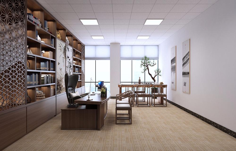 成都办公室装修设计,办公室如何装修设计比较好?