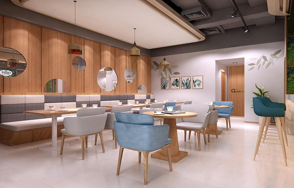 成都咖啡厅灯光设计,咖啡厅的空间布局装饰要素