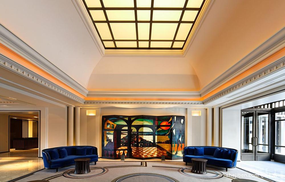 成都别墅酒店装修,酒店装修室内设计的方法