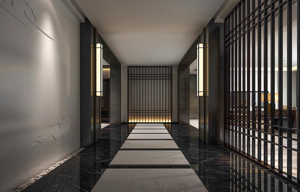 酒店多元化风格,装修