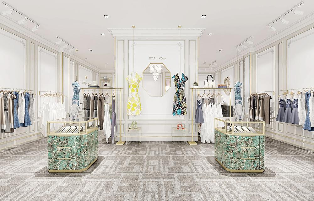 成都服装专卖店如何装修设计,你值得关注!