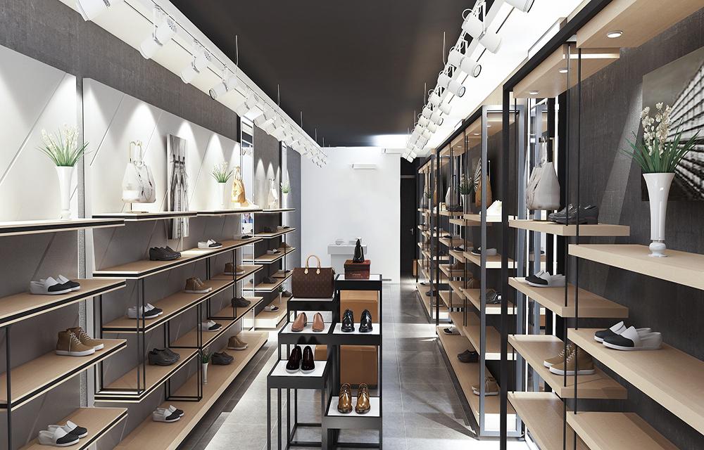 鞋店怎么装修生意好,鞋店装修设计需要注意些什么?