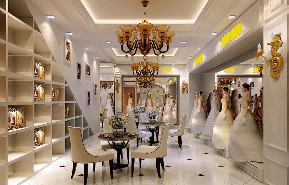 成都婚纱店装修,婚纱店装修有哪些风格可以选择?