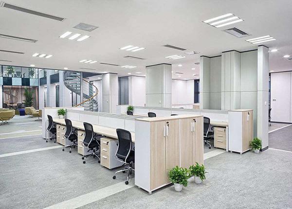 办公室装修功能区划分的有哪些?成都办公室设计公司