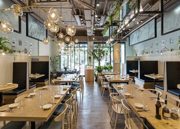 90后餐厅装修设计的要点有哪些?成都餐厅装修公司
