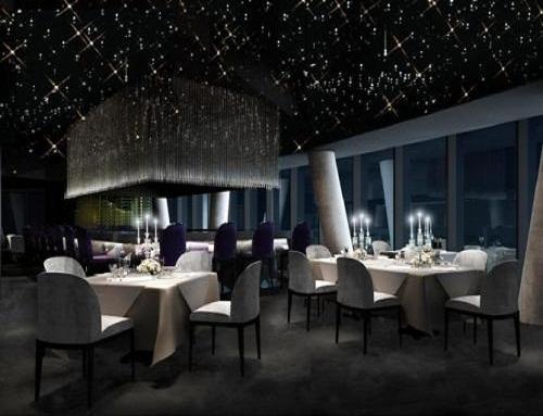成都餐厅设计公司|灯光如何布局