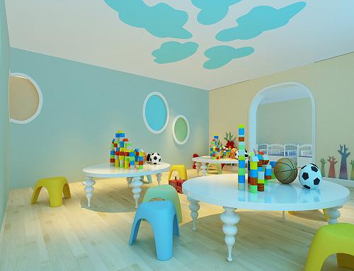 成都幼儿园装修设计,其实并不复杂