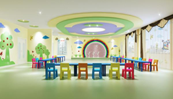 成都幼儿园装修设计 幼儿园室内如何装修设计?