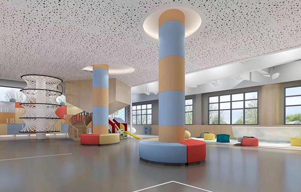 优秀的幼儿园设计公司能提高入园率