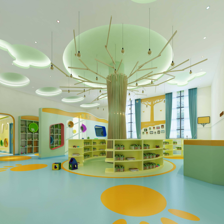 幼儿园装修 幼儿园的装修有讲究