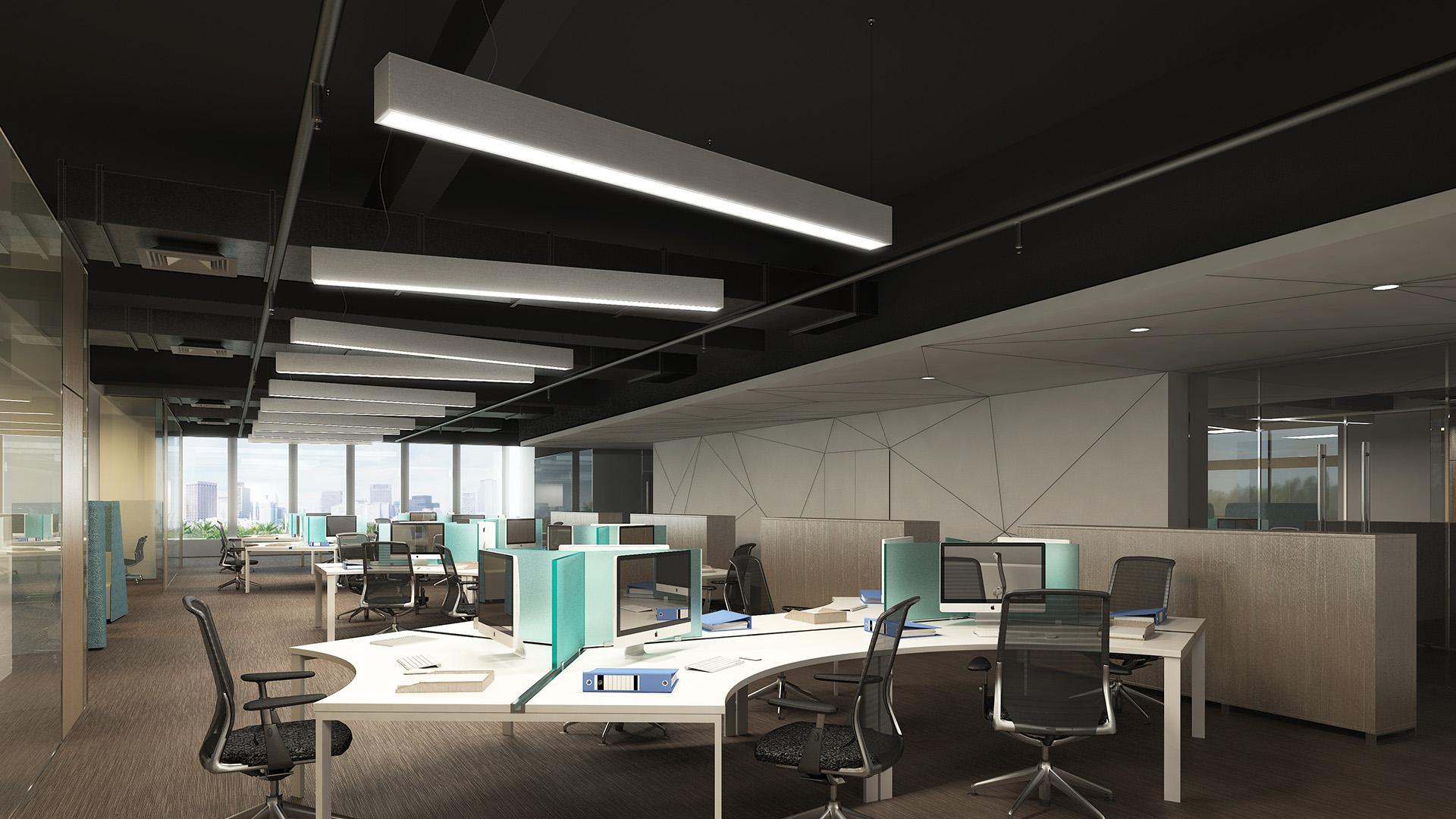 如何创造完美的办公室装饰效果?注意这四点