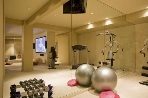 成都健身房设计公司带大家了解健身房装修事项