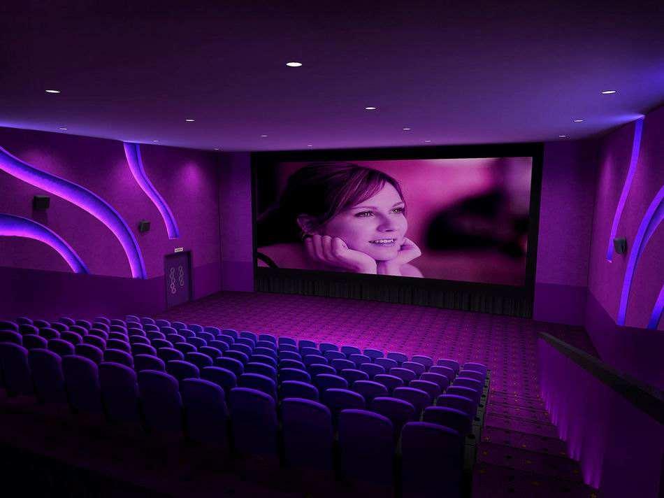 成都电影院应该怎么装修